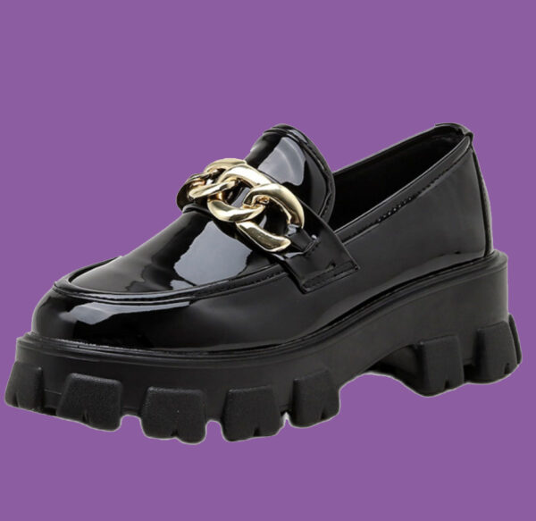 90s Chunky Loafers 2