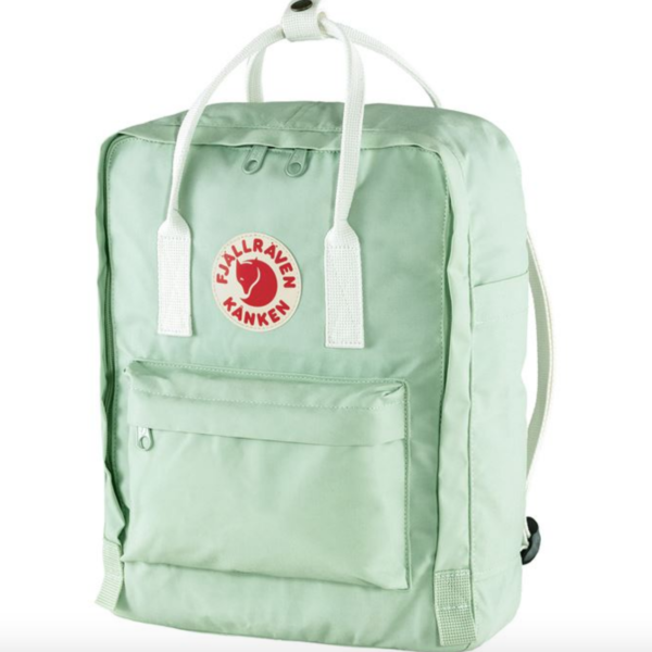 Fjall Raven Kanken Mint Green Cool White